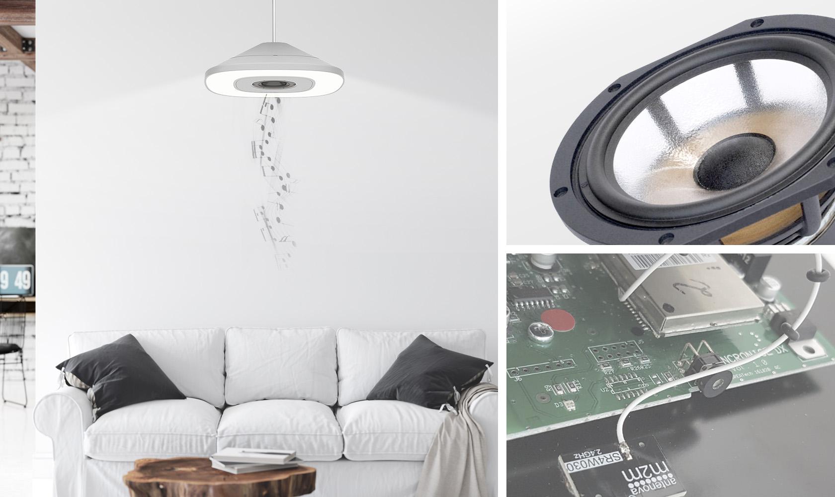 Produktdesign Lautsprecher Philipp Günther Design