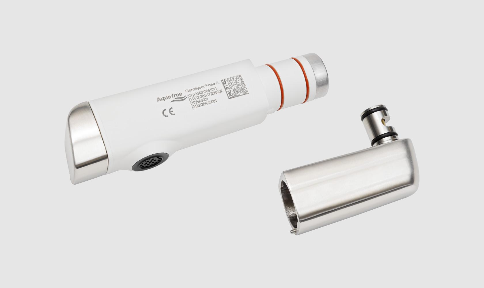 Industriedesign Medizinischer Wasserfilter für steriles Trinkwasser