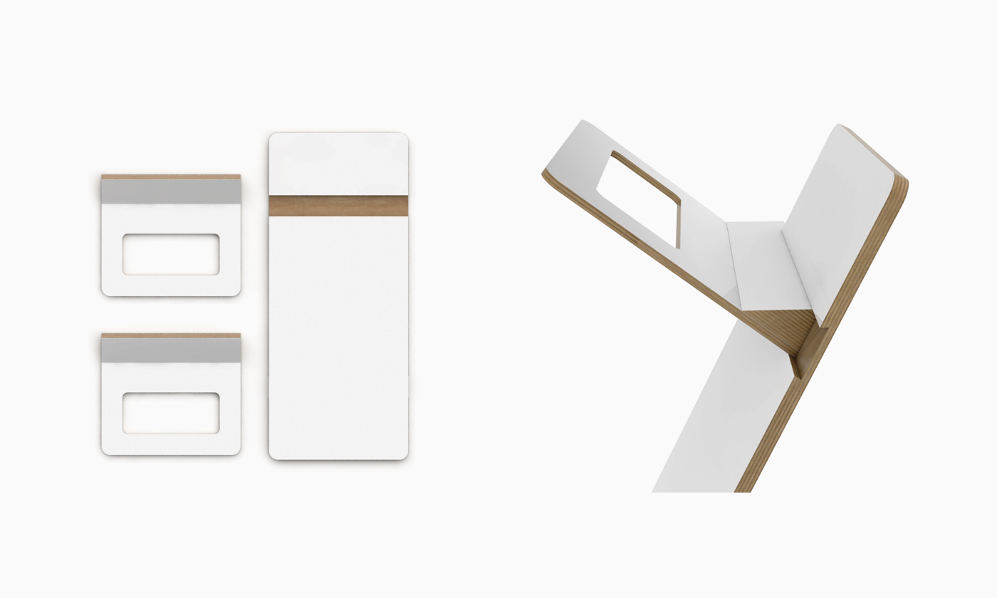 Kleiderständer Möbeldesign Hamburg Philipp Günther Design