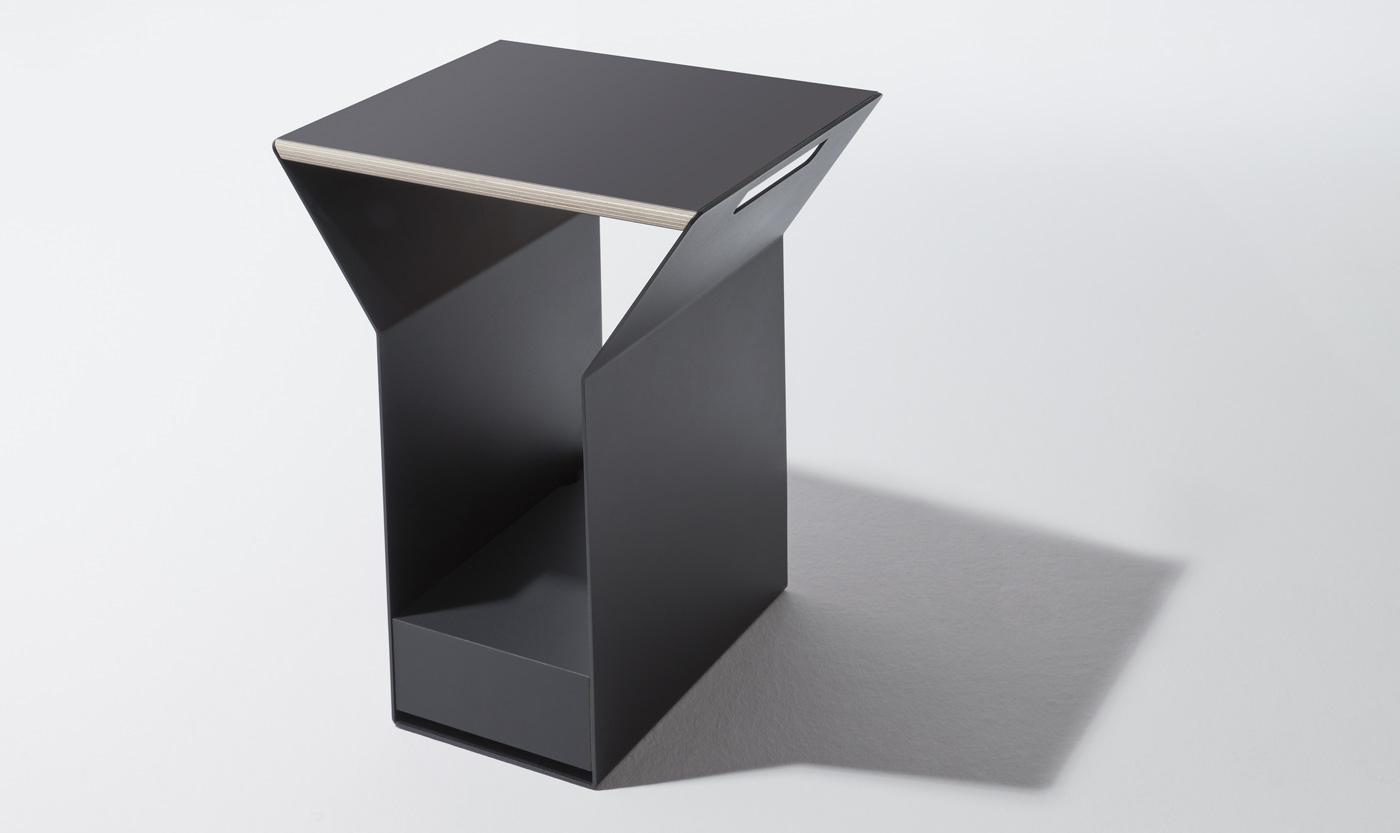 Beistelltisch Ypps Müller Möbel Philipp Günther Design