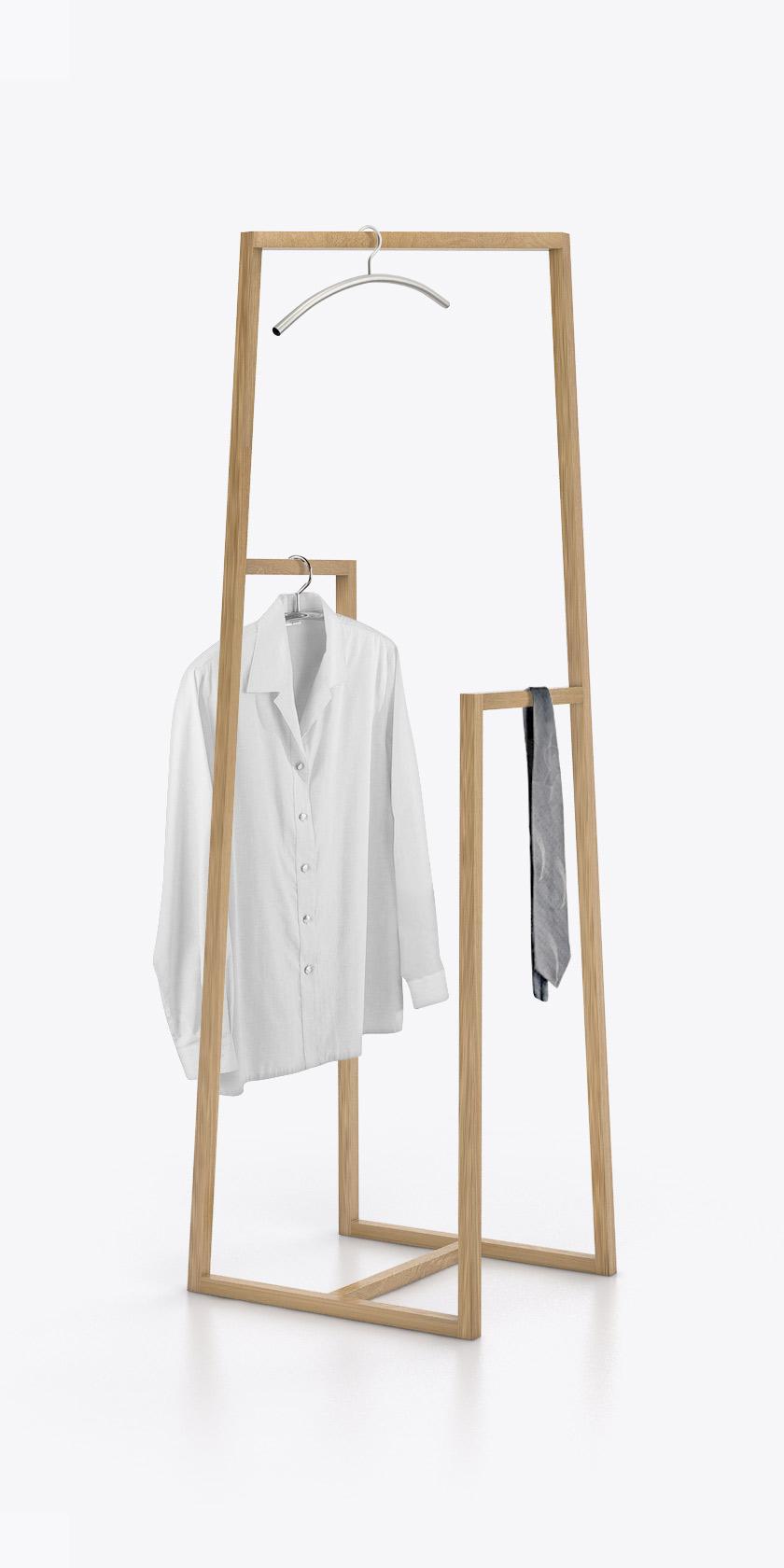 Garderobe Inifinity - Möbeldesign von Philipp Günther