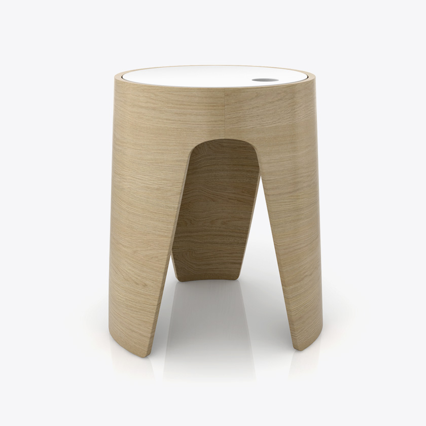 Produktdesign Kinderhocker Baktus Philipp Günther Design