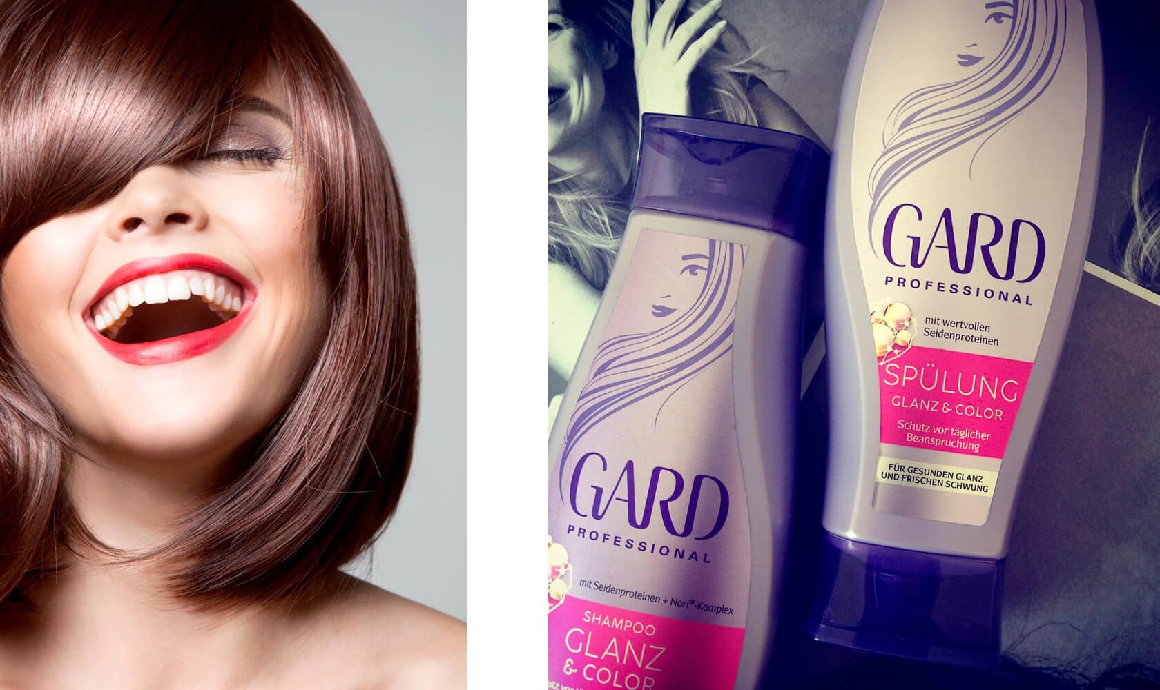 gard shampoo