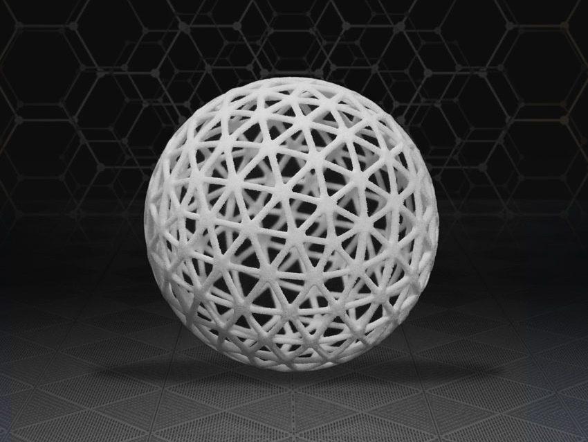 Produktdesign 3D Airball von Philipp Günther Design