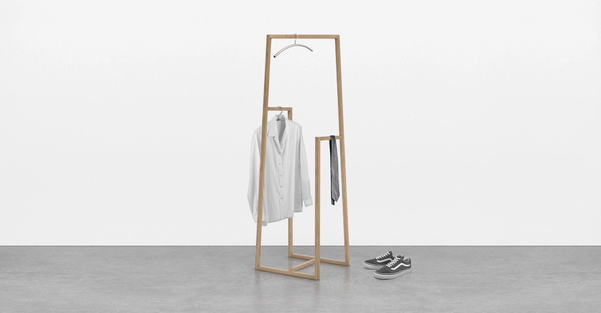 Produktdesign Garderobe Philipp Günther Hamburg