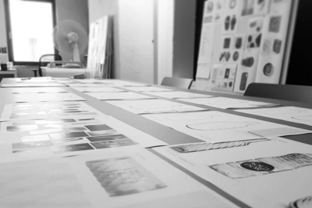 designstudio hamburg skizzen